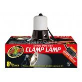 Lampa z oprawką ceramiczną czarna 140mm ZOO MED