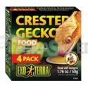 Pokarm dla gekonów Crested Gecko Food 4szt EXO TERRA