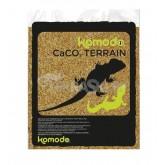 Piasek jadalny dla gadów pustynnych CaCo3 Caramel 4kg KOMODO