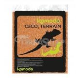 Piasek jadalny dla gadów pustynnych CaCo3 Terracota 4kg KOMODO