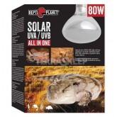 Solar ALL IN ONE UVB/UVA/grzewcza 80W REPTI PLANET