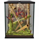 Terrarium szklane 20x20x30cm REPTI PLANET