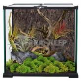 Terrarium szklane 30x30x30cm REPTI PLANET