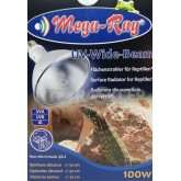 Metahalogen 100W WIDE BEAM MEGA RAY