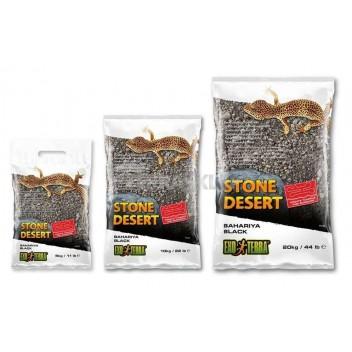 Piasek, glina, kamienie Stone Desert Red 20kg EXO TERRA agama brodata