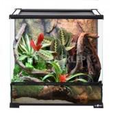 Terrarium szklane 60x45x60cm REPTI PLANET kameleon