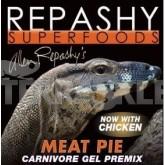 Pokarm Meat Pie dla waranów 85g REPASHY