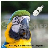 MEGA RAY żarówka Jungle UV 6.0 15W kameleon