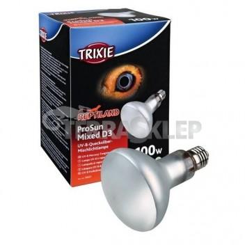 Żarówka grzewcza i UVB ProSun Mixed D3 100W TRIXIE